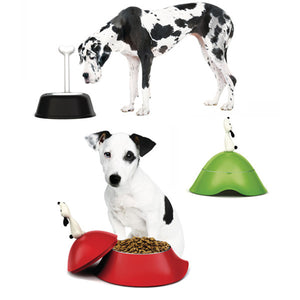 LULA' BOWL FOR DOGS BY ALESSI - Luxxdesign.com - 1