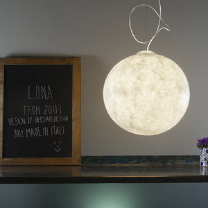 LUNA PENDANT LIGHT BY IN-ES.ARTDESIGN - Luxxdesign.com - 1