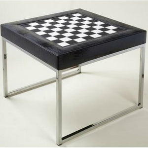 LUXOR SMALL CHESS TABLE BY RENZO ROMAGNOLI