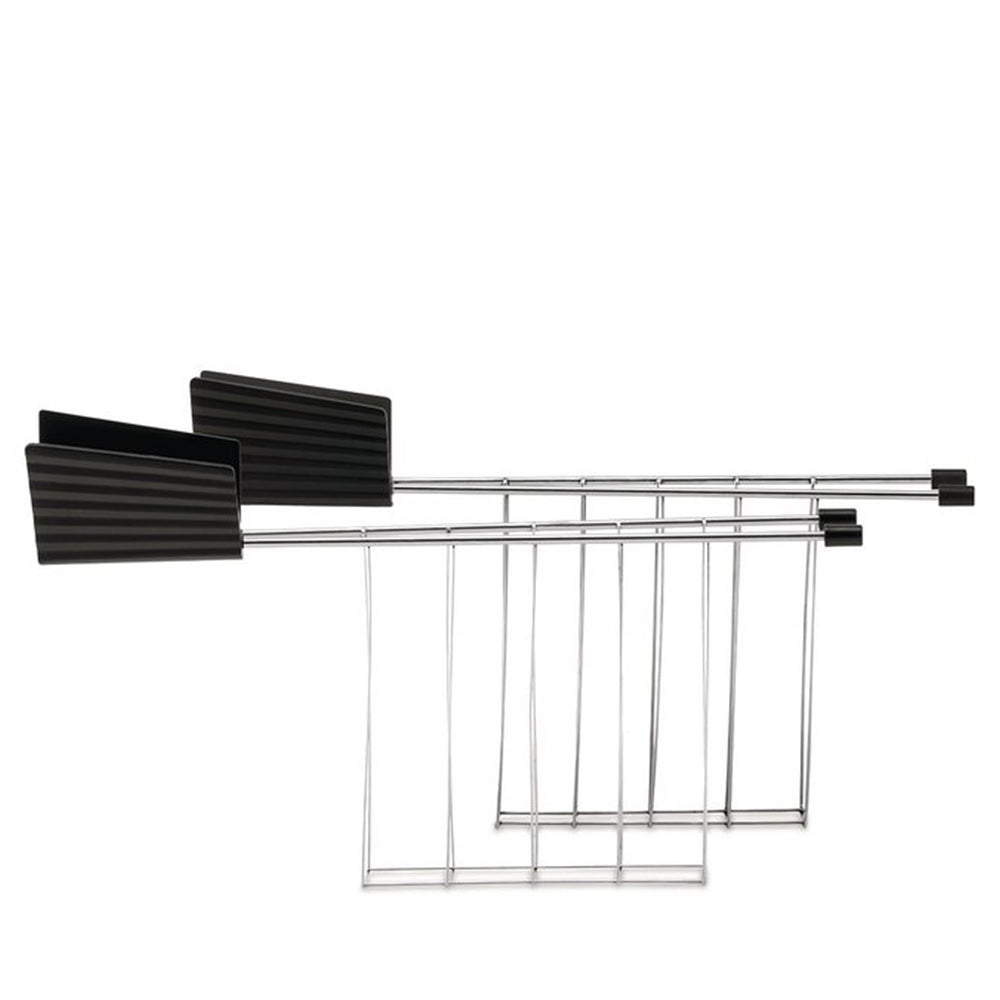 SET OF TWO TOASTER RACK PLISSÉ