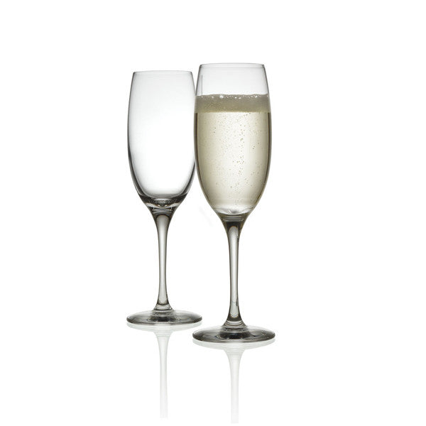 MAMI SET OF 6 CHAMPAGNE FLUTES BY ALESSI - Luxxdesign.com - 1