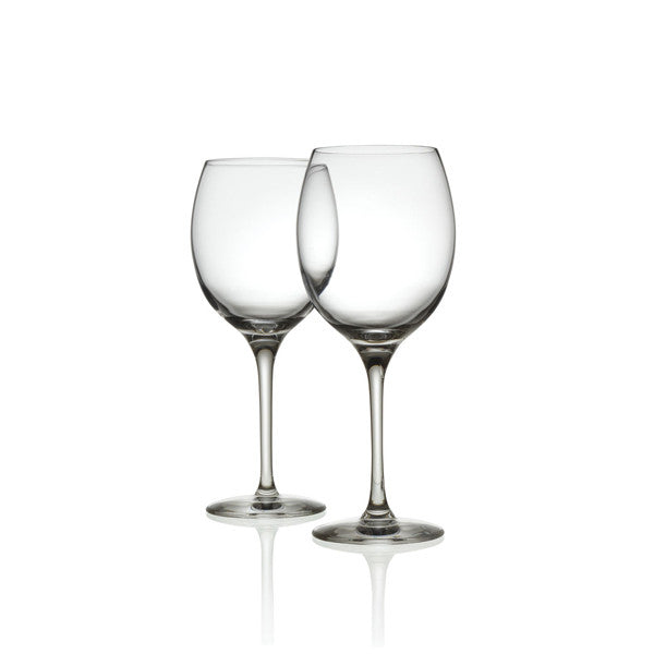 MAMI SET OF 6 WHITE WINE GLASSES BY ALESSI - Luxxdesign.com - 1