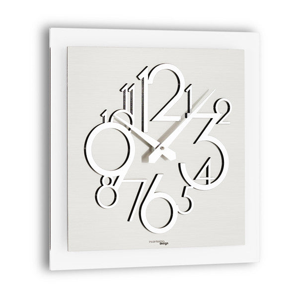 METROPOLIS WALL CLOCK BY INCANTESIMO DESIGN - Luxxdesign.com - 1