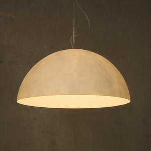 MEZZA LUNA TRANSPARENT PENDANT LIGHT BY IN-ES.ARTDESIGN - Luxxdesign.com