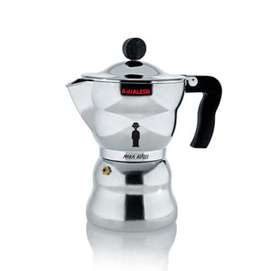 MOKA ALESSI COFFEE MACHINE BY ALESSI - Luxxdesign.com - 1