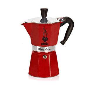 MOKA COLOUR RED BY BIALETTI - Luxxdesign.com - 1