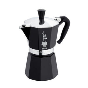 MOKA EXPRESS BLACK BY BIALETTI - Luxxdesign.com - 1