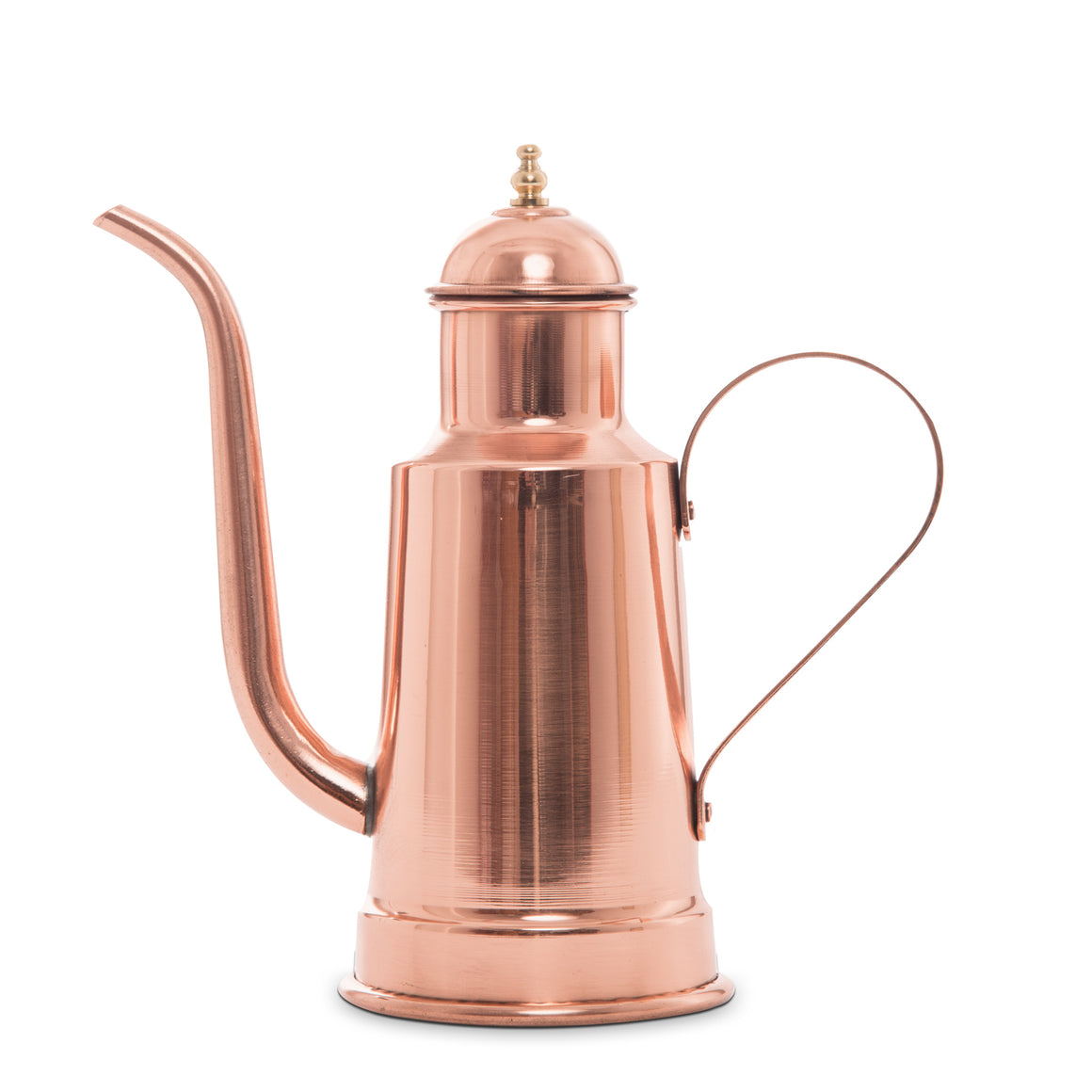 COPPER OIL CRUET