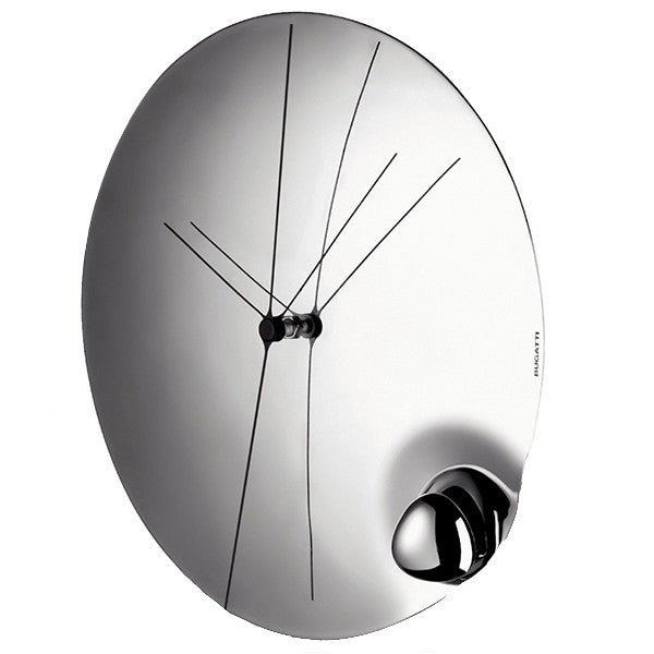 ACQUA WALL CLOCK BY CASA BUGATTI - Luxxdesign.com