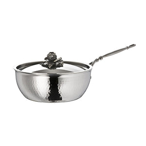 OPUS PRIMA CHEF'S PAN BY RUFFONI - Luxxdesign.com - 1
