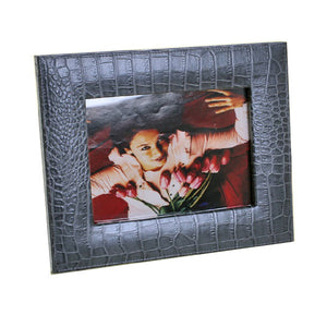 PREMIER LEATHER PHOTO FRAME BY RENZO ROMAGNOLI - Luxxdesign.com - 2