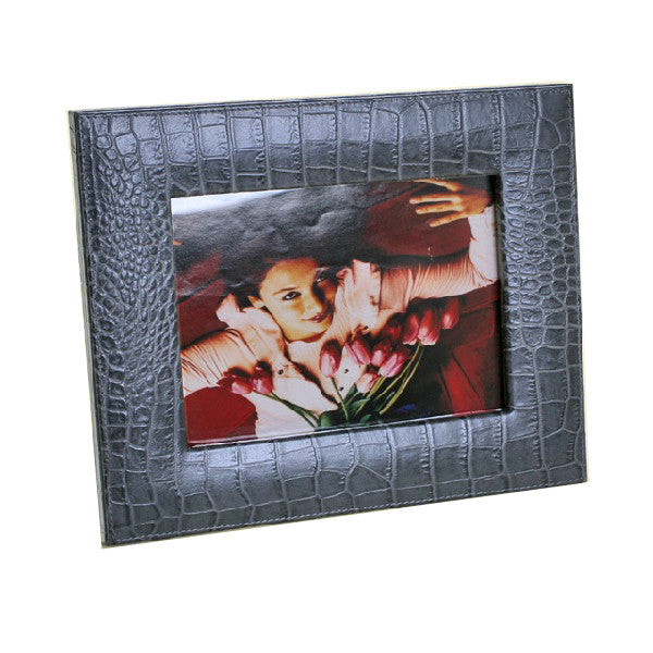 PREMIER LEATHER PHOTO FRAME BY RENZO ROMAGNOLI - Luxxdesign.com - 1