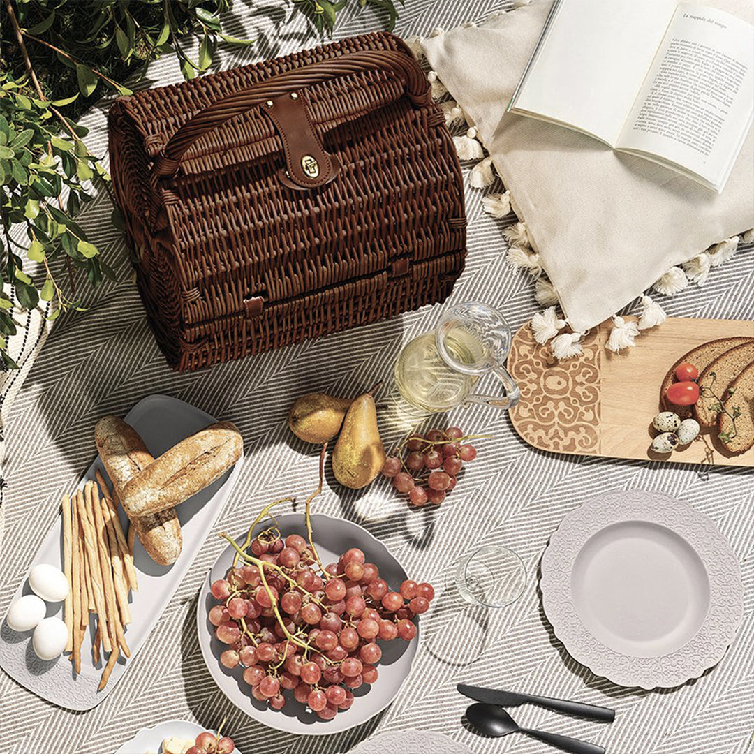 PICNIC SET DRESSED EN PLAIN AIR