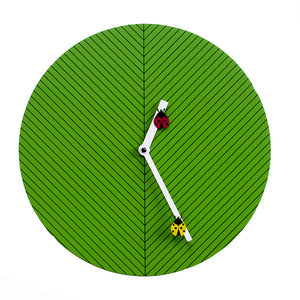 TIME2BUGS WALL CLOCK BY PROGETTI - Luxxdesign.com - 1