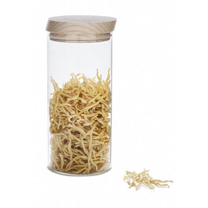 TRATTORIA GLASS JAR XL BY CASA BUGATTI - Luxxdesign.com - 1