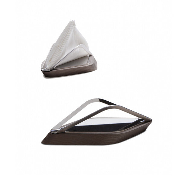 TRATTORIA NAPKIN HOLDER BY CASA BUGATTI - Luxxdesign.com - 1