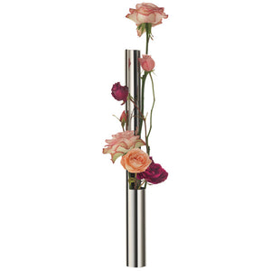 TUBE FLOWER VASE BY ALESSI - Luxxdesign.com
