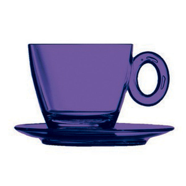 UNO POLYCARBONATE TEA CUP BY MEPRA - Luxxdesign.com - 1