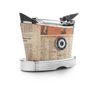 VOLO TOASTER NEWSPAPER BY CASA BUGATTI - Luxxdesign.com - 1