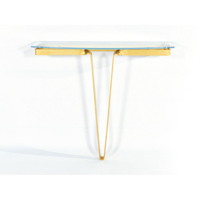 AVI CONSOLE TABLE BY BAREL - Luxxdesign.com