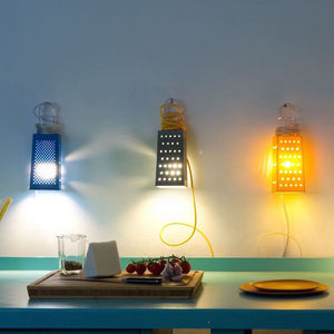 CACIO E PEPE WALL LAMP BY IN-ES.ARTDESIGN - Luxxdesign.com - 1