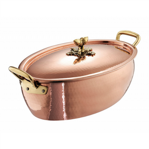HISTORIA DECOR OVAL CASSEROLE BY RUFFONI - Luxxdesign.com - 1