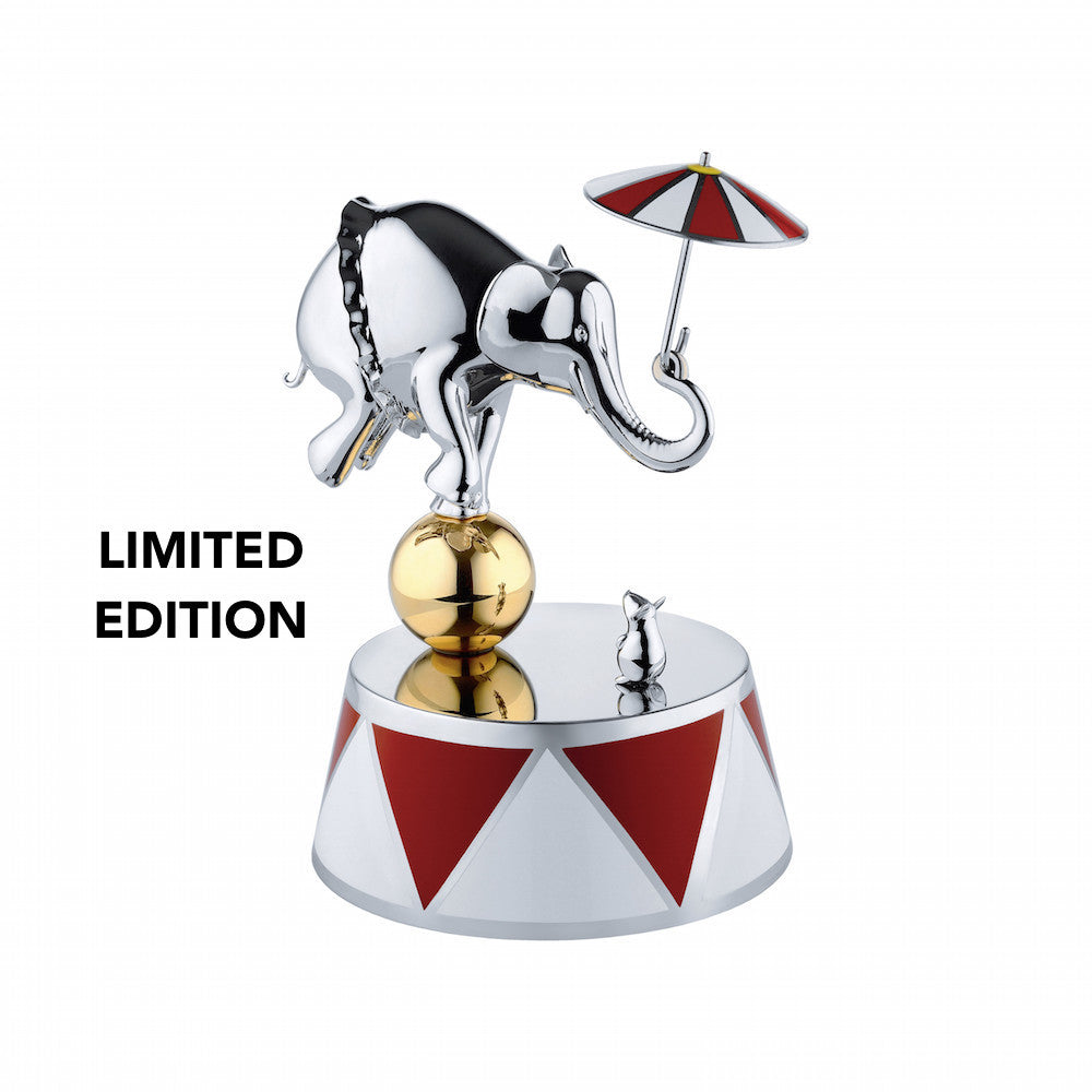 CIRCUS BALLERINA MUSICAL BOX BY ALESSI - Luxxdesign.com