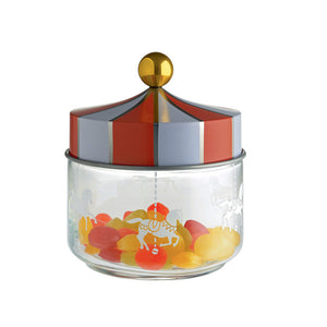 CIRCUS FOOD JARS SET BY ALESSI - Luxxdesign.com - 1