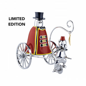 CIRCUS RINGLEADER CALL BELL BY ALESSI - Luxxdesign.com