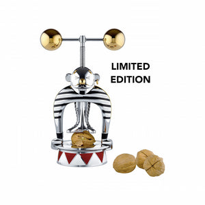 CIRCUS STRONGMAN NUTCRACKER BY ALESSI - Luxxdesign.com