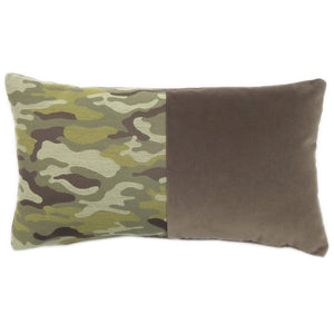 MIMETICO BIS CUSHION 28x50 BY L'OPIFICIO - Luxxdesign.com - 1