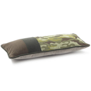 MIMETICO RARE CUSHION 20x45 BY L'OPIFICIO - Luxxdesign.com - 1