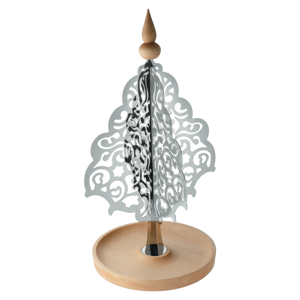 DRESSED FOR X-MAS CHRISTMAS ORNAMENT BY ALESSI - Luxxdesign.com - 1