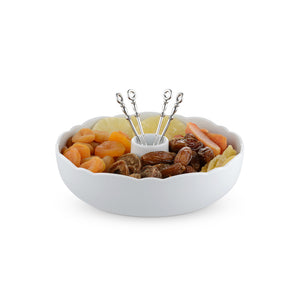 DRESSED FOR X-MAS NUT BOWL BY ALESSI - Luxxdesign.com - 2