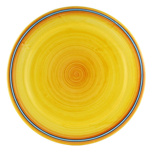 GIALLO E AZZURRO UNDERPLATE BY D&G DESIGN - Luxxdesign.com