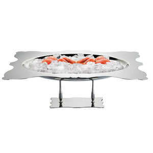 DOLCE VITA SEAFOOD TRAY BY MEPRA - Luxxdesign.com