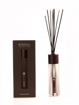 SELECTED REED DIFFUSER 350ML BY MILLEFIORI MILANO - Luxxdesign.com - 1