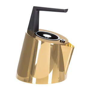 VIA ROMA KETTLE 24K GOLD