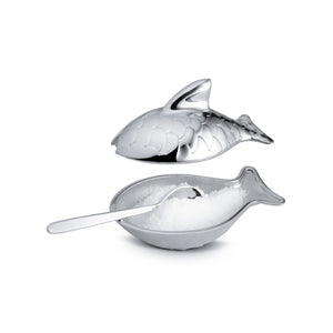 COLOMBINA FISH SALTCELLAR