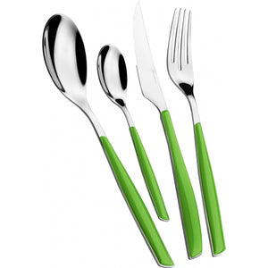 GLAMOUR 24-PIECE CUTLERY SET BY CASA BUGATTI - Luxxdesign.com - 5