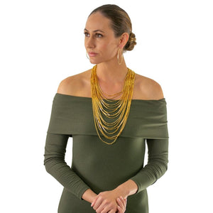18 STRANDS OF STATEMENT - shopclaudialobao