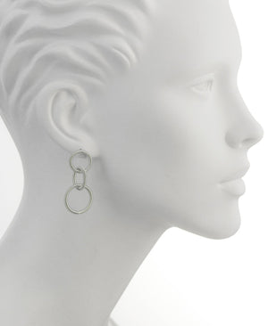 TEXTURED (Rhodium) - shopclaudialobao