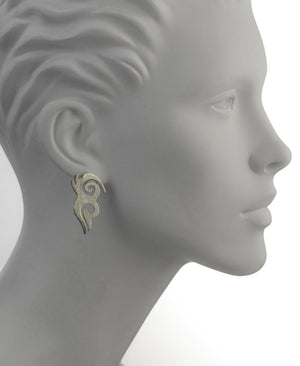 TIDAL WAVE (Rhodium) - shopclaudialobao