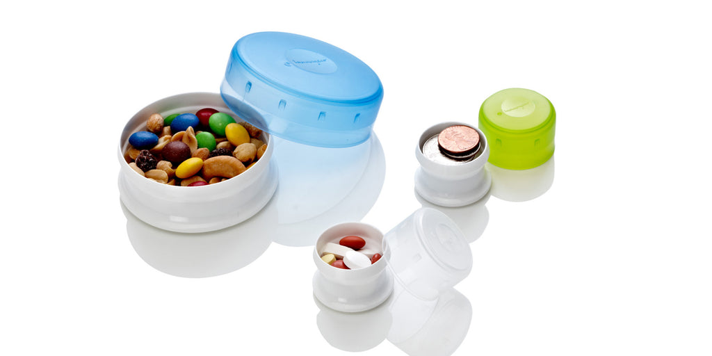 Handy Travel Containers
