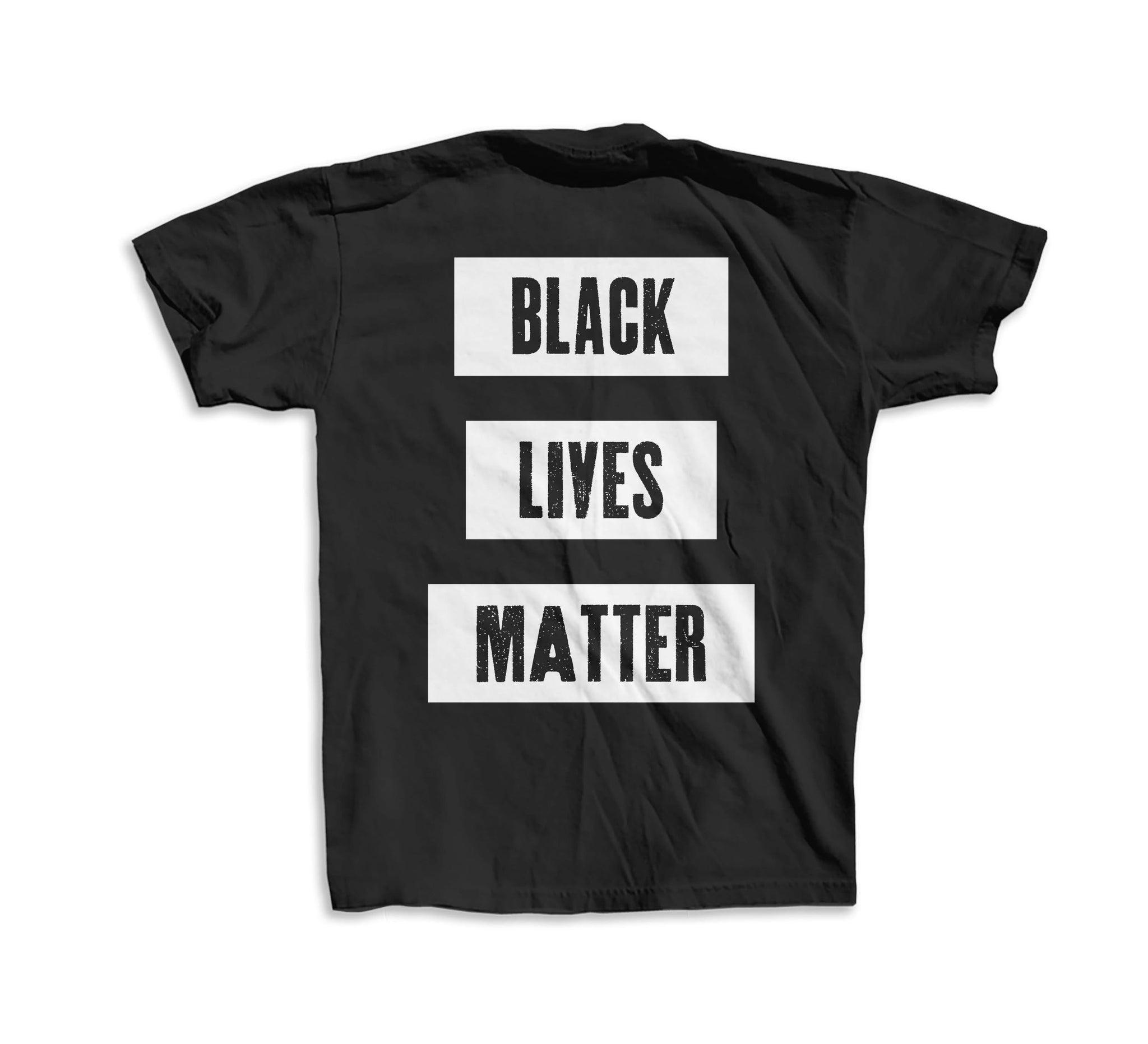 Black Lives Matter - Black T-Shirt