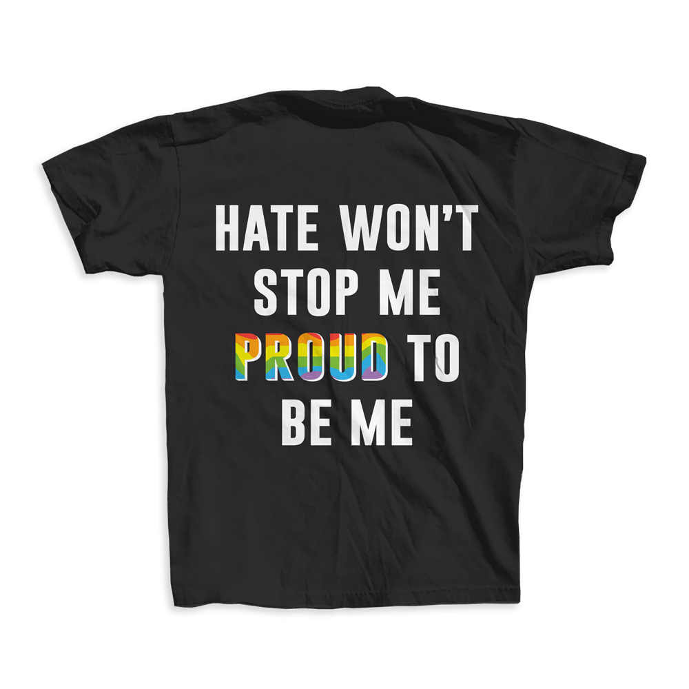 Proud To Be Me - T-Shirt