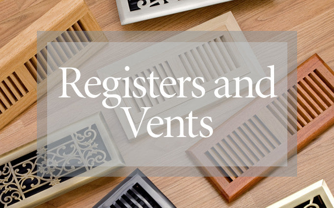 Floor Registers And Vents