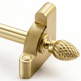 Heritage® Tubular Stair Rod Collection with Pineapple Finials