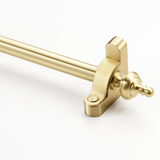 Heritage® Tubular Stair Rod Collection with Urn Finials