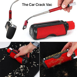 The amazing New Roamwild Car Crack Vac – An ideal gift for the car or home owner!